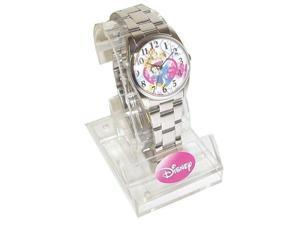 Disney Women's Princess Watch with Metal Band