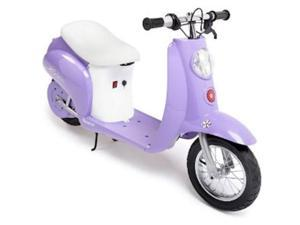 Pocket Mod Miniature Euro Electric Scooter - Purple