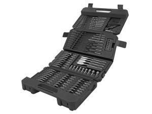 Black & Decker 71-91291 129-Piece Complete Home Essentials Drill Bit Accessory Kit