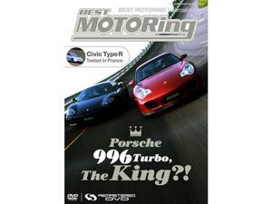 Best Motoring Vol 3 - Porsche 996 Turbo, the King? DVD
