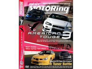 Best Motoring Vol 20 - American Touge 3 DVD