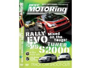 Best Motoring Vol 22 - Rally EVO vs Tuner S2000 DVD