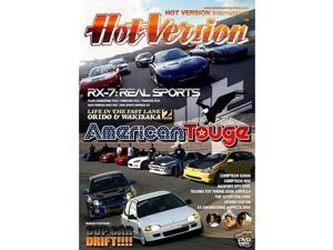 Hot Version - American Touge DVD