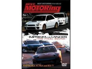 Best Motoring Vol 5 - Impreza vs. Lancer DVD