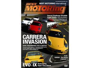 Best Motoring Vol 14 - Carrera Invasion DVD