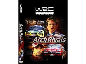 WRC Arch Rivals DVD