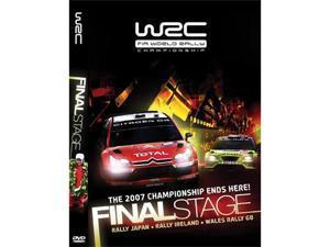 WRC Final Stage DVD