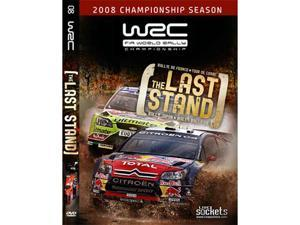 WRC The Last Stand DVD