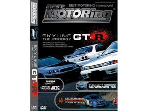 Best Motoring Vol 10 - Skyline GT-R: The Prodigy DVD