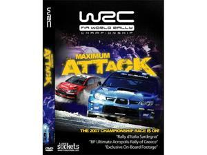 WRC Maximum Attack DVD