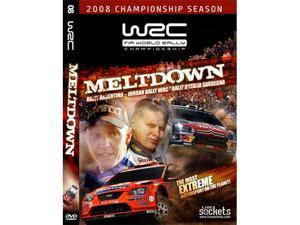 WRC Meltdown DVD