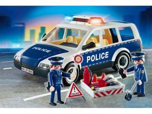 Playmobil Patrol Car