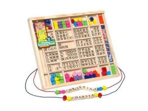 Wood Stringing Beads