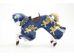 Papo King Richards Horse Blue