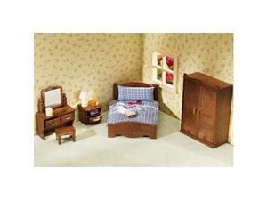 Calico Critters : New Master Bedroom Set