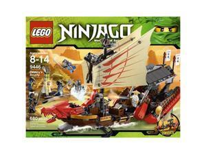 Lego Ninjago Destiny's Bounty - 9446