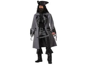 Mens Blackbeard Costume