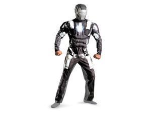 Iron Man 2 Movie - War Machine Classic Muscle Adult