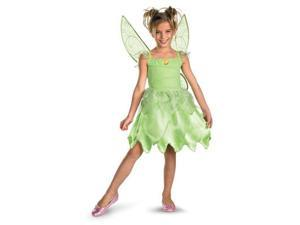 Disney Tinker Bell and the Fairy Rescue Classic Child Costume 4-6X