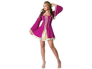 Guenevere Adult Costume Small-Medium
