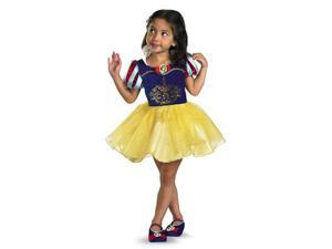 Toddler / Child Ballerina Snow White Costume Disguise 50488