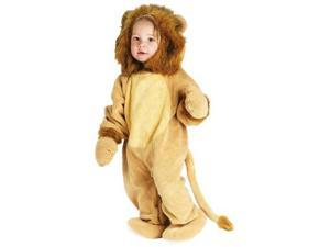 Cuddly Lion Toddler Costume 3T-4T