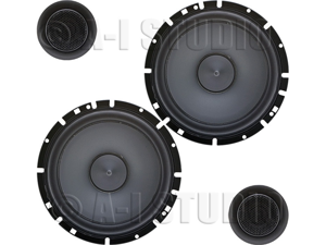 "Alpine SPS-610C 6-½"" 2-Way Component Speakers"