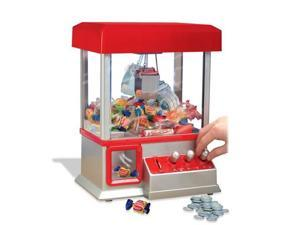 """""""The Claw"""" Electronic Candy Grabber Machine Arcade Game"""