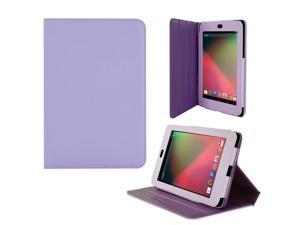 MEElectronics Premium Portfolio Leatherette Stand Case for Google Nexus 7
