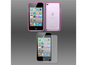 Apple iPod Touch 4 Premium Crystal Skin Case