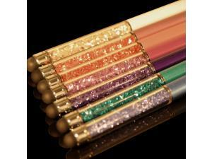 MeeCase 2-in-1 Crystal Stylus & Ballpoint Pens - Assorted Colors