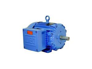 WEG Electric 00218XP3E145T, Explosion Proof Motor 2HP 1800RPM