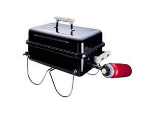 Weber 1520 Portable Grills 1520 Gas Go-Anywhere Grill Black