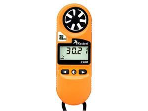 Kestrel 2500 Pocket Weather Meter Orange