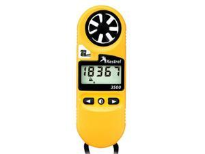 Kestrel 3500 Pocket Weather Meter Yellow