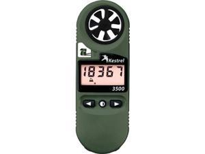 Kestrel 3500NV Pocket Weather Meter Olive Drab