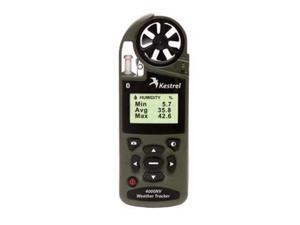 Kestrel 4000NV Pocket Weather Tracker with Bluetooth Olive Drab