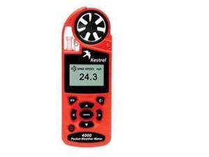 Kestrel 4000 Pocket Weather Tracker Safety Orange