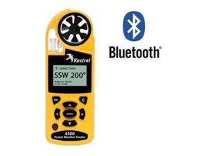 Kestrel 4500 Pocket Weather Tracker with Bluetooth Yellow