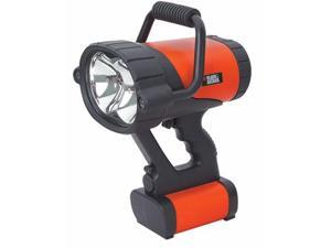 Black & Decker VEC158BD V3 Rechargeable Spotlight