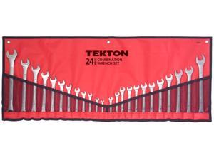 Tekton 1916 24-pc. Combination Wrench Set (SAE/MM)
