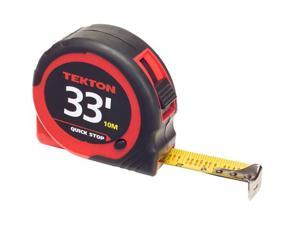 "Tekton 71955 33' x 1"" Tape Measure"
