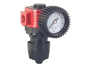 Tekton 4582 In-Line Air Regulator w/ Gauge
