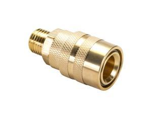 "Tekton 4713 1/4"" NPT Quick Connect Male Coupler (M-Style)"
