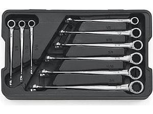 Gearwrench GWR81913 9 Pc. SAE X-Beam Combination Wrench Set