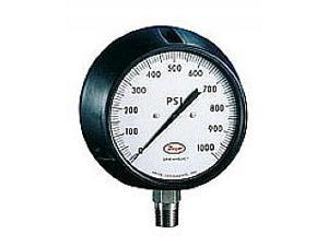 7112B-G030 Direct drive pressure gage, range 30 psig. (Grade 2A Accuracy 1/2%)