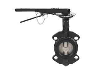 """BFV204WFB311HL0 4"""" butterfly valve, Water Style with EPDM Liner"""