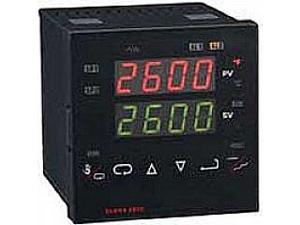 26133 Temperature/process controller, two relay outputs, with alarm.