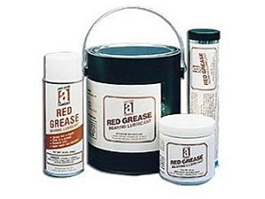 Anti-Seize 24616 RED GREASE BEARING LUBRICANT 14 oz. can