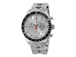 Tissot Mens PRS 516 Automatic Chronograph Silver Dial Watch T044.614.21.031.00